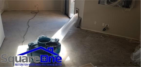water smoke fire damage restoration company phoenix arizona