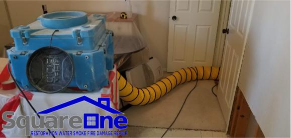 water smoke fire damage restoration company phoenix arizona