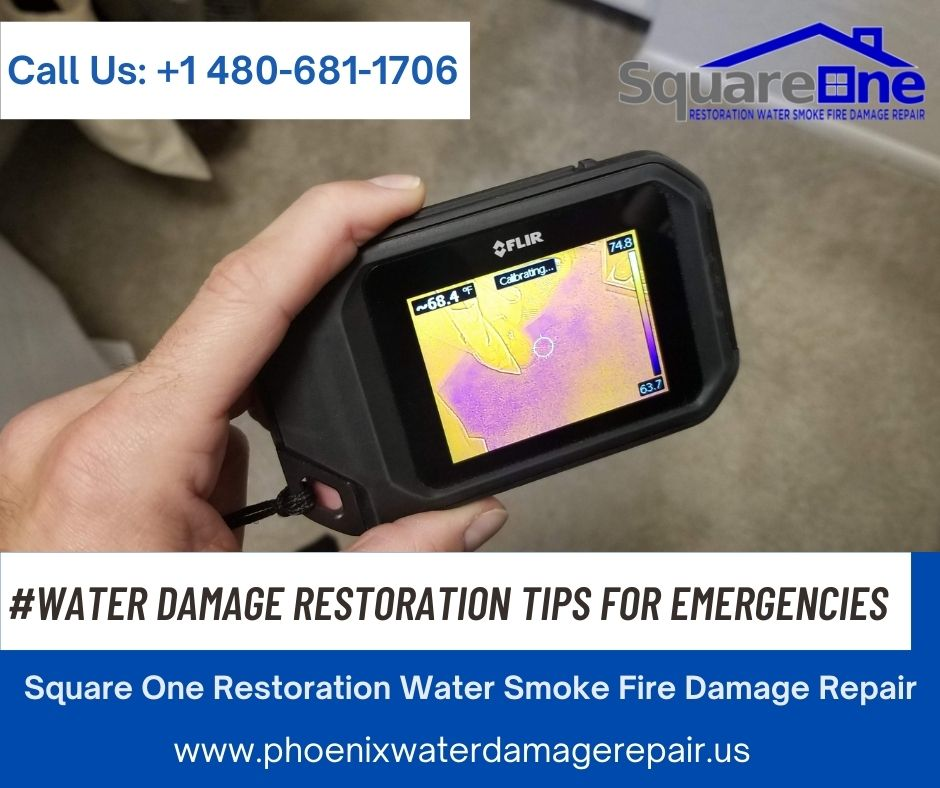 Water Damage Restoration Tips for Emergencies