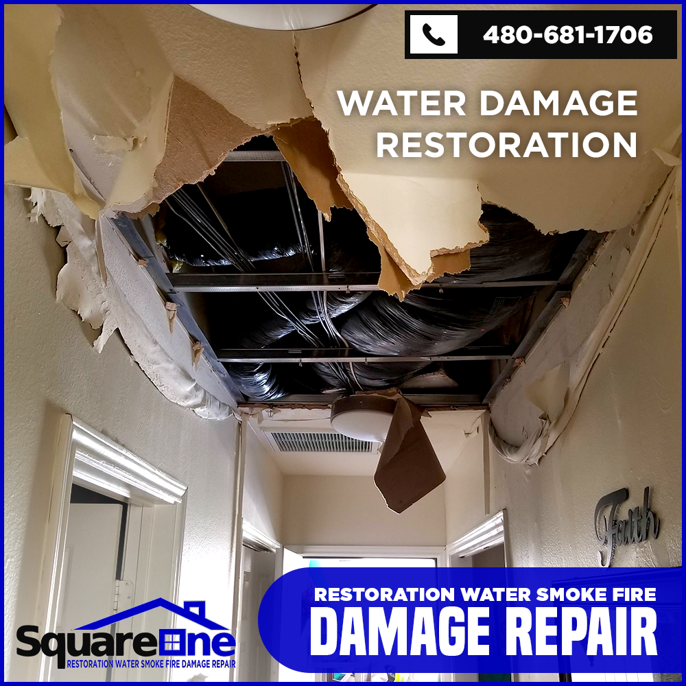 water fire smoke damage restoration phoenix 6