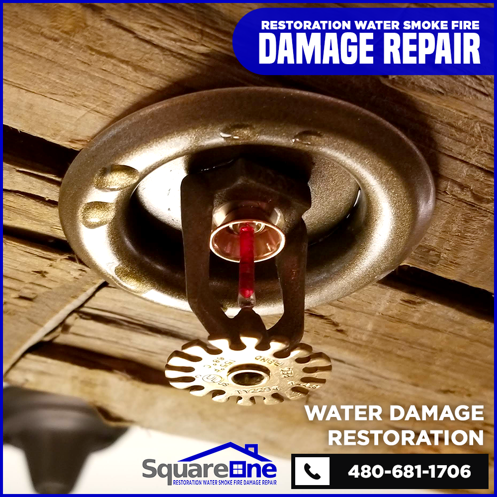 water fire smoke damage restoration phoenix 9