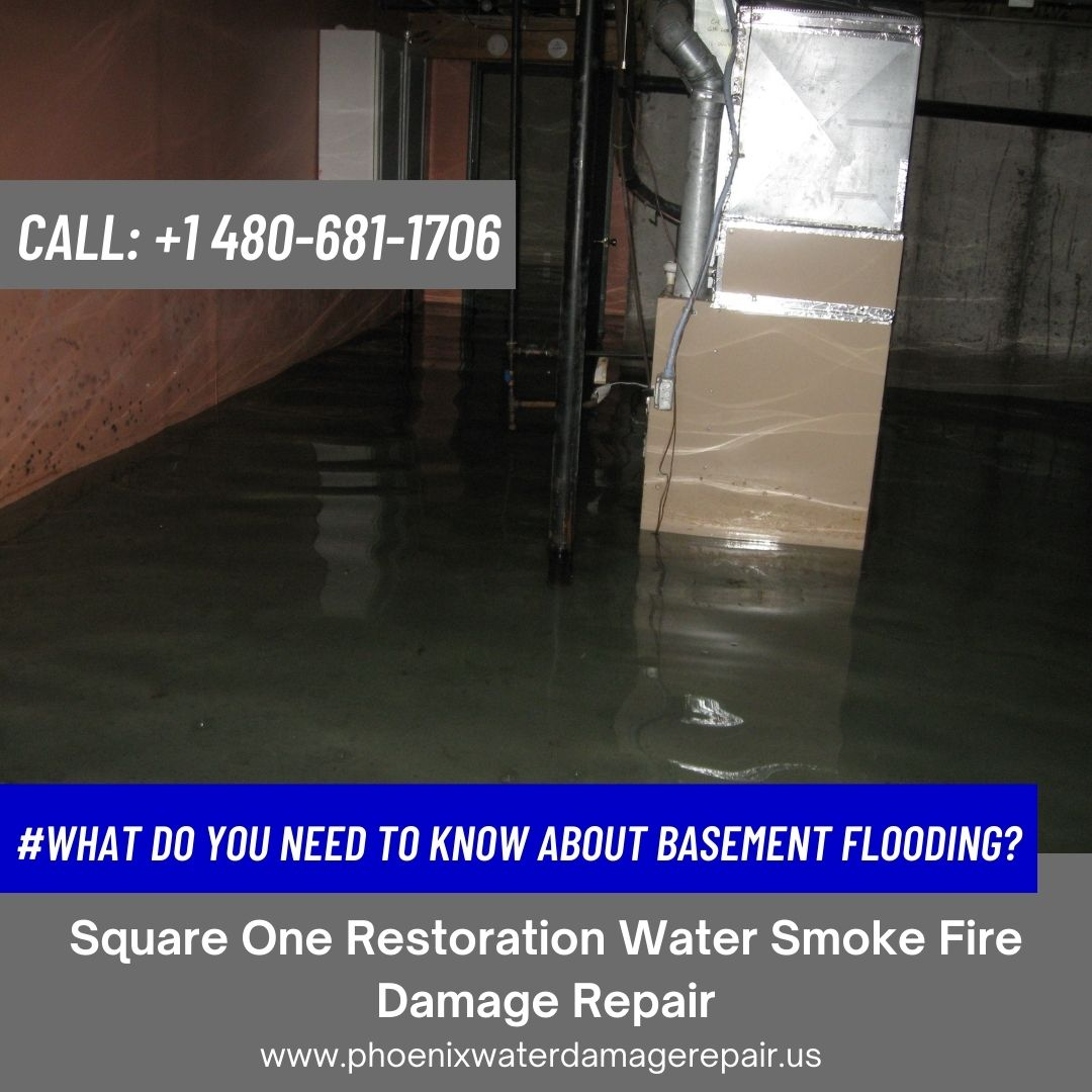 What do you need to know about Basement Flooding